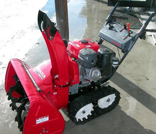 очиститель от снега Хонда, 970 модель