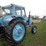 трактор МТЗ-50, его характеристики и описание