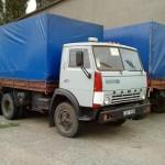 описание и технические характеристики КамАЗ-5320