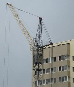 характеристики башенного крана КБ 405 2А
