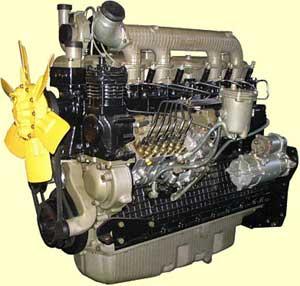двигатель Д 260.1 фронтального погрузчика Амкодор