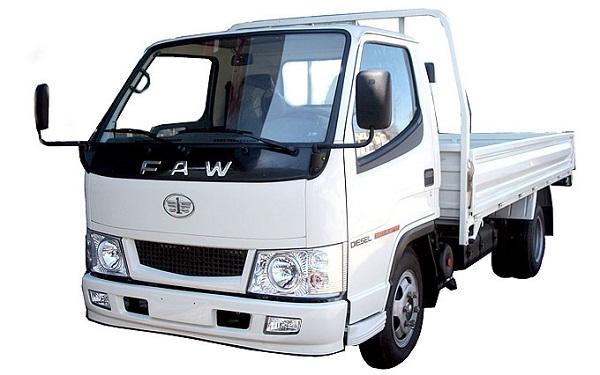 преимущества эксплуатации FAW 1041