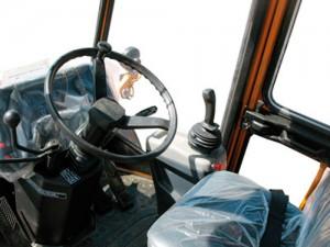кабина экскаватора погрузчика Амкодор 333В