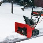 особенности выбора и эксплуатации снегоочистителя МТД