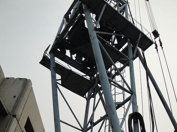 особенности конструкции башенного крана КБ 405