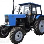 трактор МТЗ-82,1, его сравнение с моделью 23/12