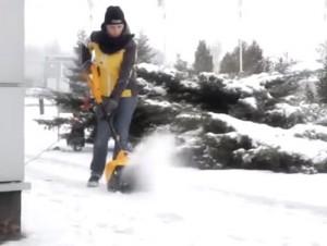 какие существуют нюансы использования снегоочистителя Стига 1131
