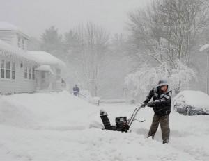 эксплуатация снегоуборочной машины С 5050