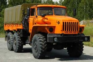 """грузовик """"Урал-4320-31"""", его отличительные особенности от предыдущих моделей"""