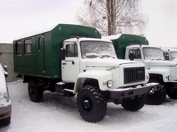 какими техническими характеристиками обладают автомобили ГАЗ-33081