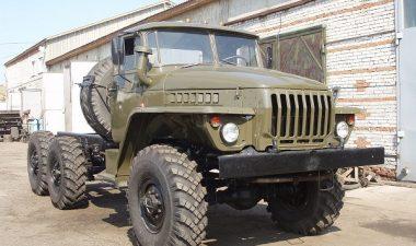 Урал 375 и его технические характеристики