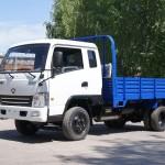 грузовик Baw Fenix 33462 с европлатформой