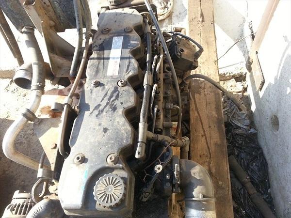 двигатель, используемый в конструкции КамАЗ-65117