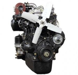 двигатель СМД-18Н.01, используемый в конструкции трелевочного трактора