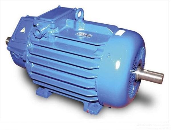 электродвигатель MTF-211-6, с помощью которого работает кран ККС-10