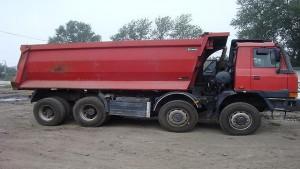 грузовик Татра 815, модификация - 290S84