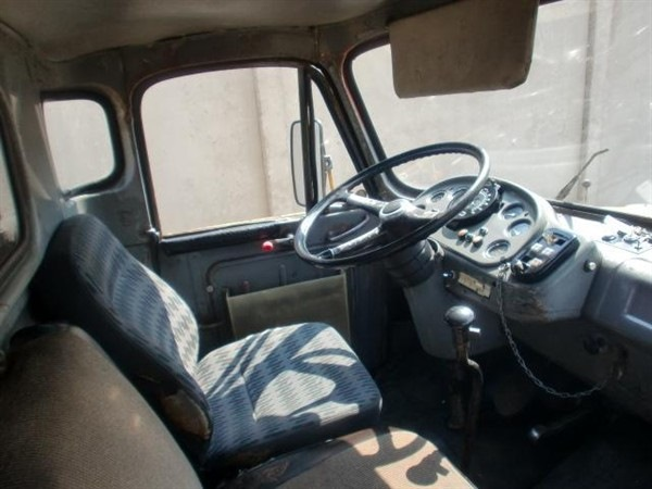 кабина автомобиля Татра 148