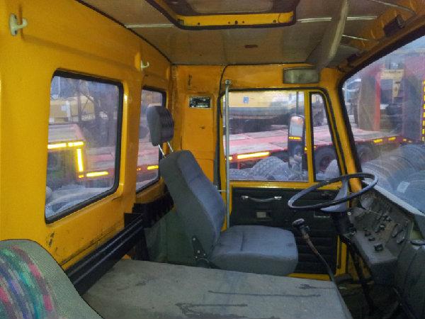 кабина грузового автомобиля Татра 815