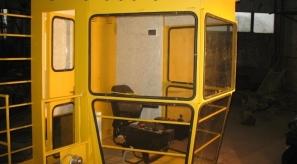 устройство кабины ККС-10