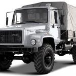 обзор грузовика ГАЗ-33081