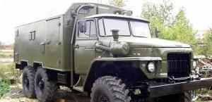особенности седельного тягача Урал-375 С