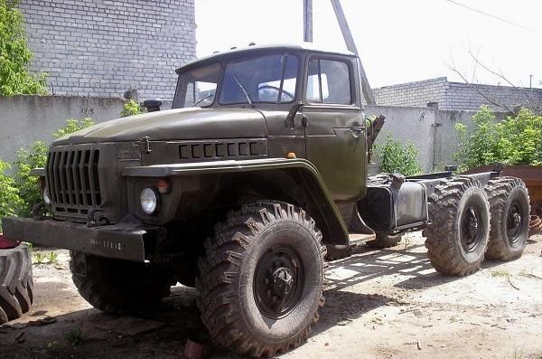 Технические характеристики машины Урал 4320
