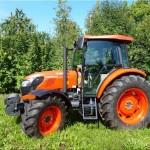 особенности устройства тракторов Кубота