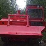 технические параметры трелевочного трактора ТДТ-55