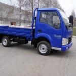 обзор грузового автомобиля Бау Тоник