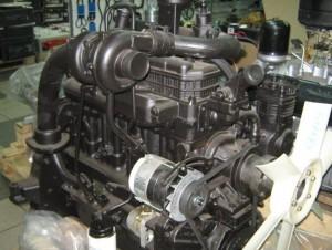 двигатель автомобиля ГАЗ-34039, его краткое описание