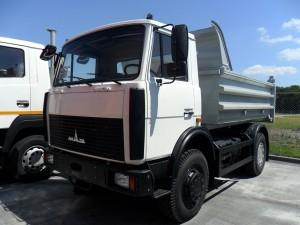 особенности обновленной модификации МАЗ-5551W3-425-000