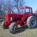 где эксплуатируют трактор МТЗ-82