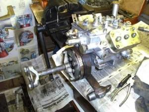 ТНВД КАЗ-4540 с механическим приводом