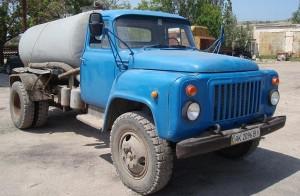 ГАЗ-53 12 ассенизатор, характеристики автомобиля