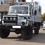ГАЗ-33081 Егерь - возможности автомобиля