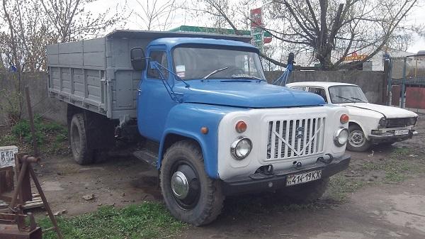 обзор ГАЗ-53, его технические характеристики