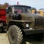 Урал-5557: технические характеристики, достоинства и недостатки автомобиля