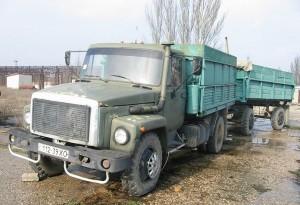 возможность эксплуатации ГАЗ-4301 в качестве автопоезда