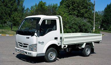 обзор грузовика BAW Tonik
