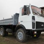 особенности эксплуатации грузового автомобиля МАЗ-5551