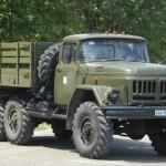бортовой автомобиль ЗИЛ-131, достоинства и недостатки модели, подробные технические характеристики