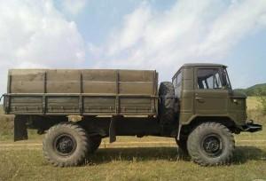 особенности бортового ГАЗ-66-11