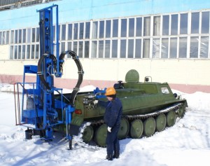 УБ-001 на базе ГАЗ-34039
