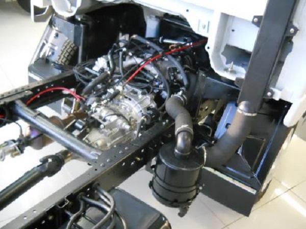 основные параметры двигателя BAW Tonic