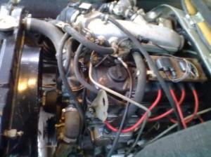 двигатель автомобиля УАЗ, его характеристики