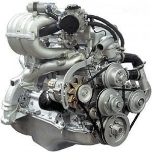 газобензиновый двигатель ЗМЗ-409