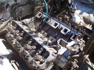 двигатель автомобиля ГАЗ-53