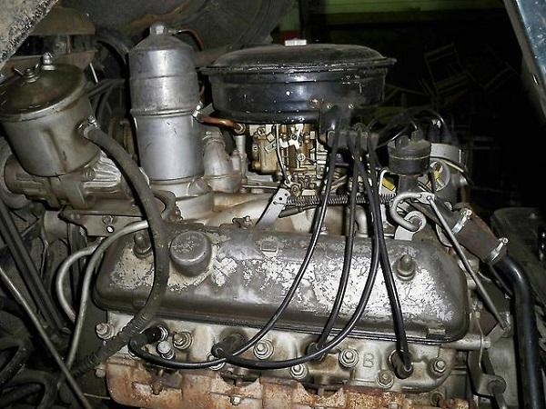 двигатель ЗМЗ-53, его обзор