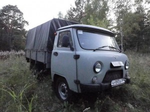 описание грузового автомобиля УАЗ-330394