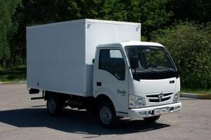 BAW Tonik изотермический фургон, особенности эксплуатации грузовика